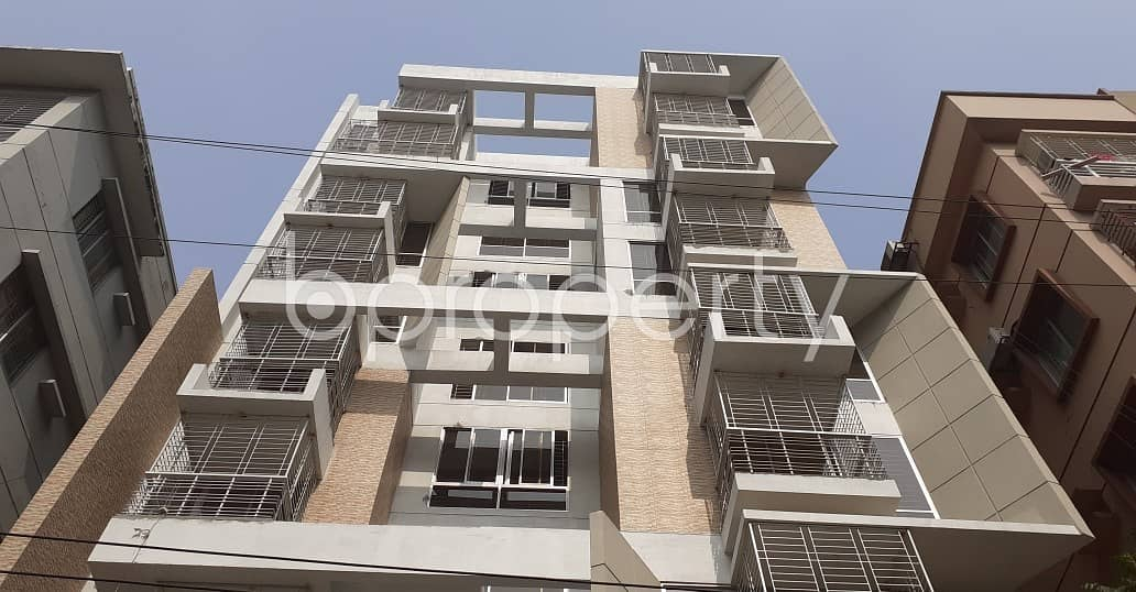 Offering You A Nice Flat For Sale In Bashundhara Near North South University