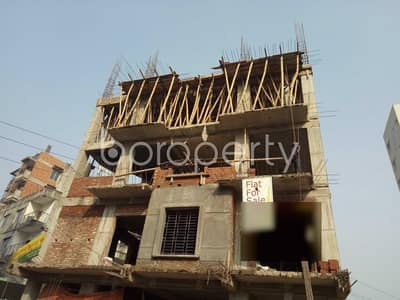 Ready Flat Is Now For Sale In Bashundhara Nearby Independent University, Bangladesh