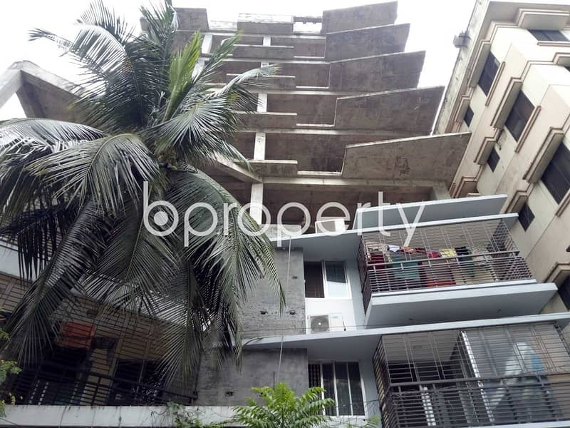 A Large 3 Bedroom Flat Can Be Found In Uttara Sector 1, For Sale, Near Southeast Bank Limited