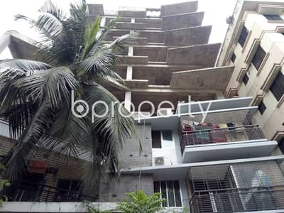 A Fine & Spacious 2300 Sq Ft Flat Is Now For Sale Which Is In Uttara Near Southeast Bank Limited