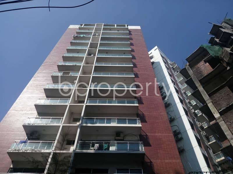A Beautiful Apartment Is Up For Rent At Kalachandpur Near Govt. Kalachandpur School & College