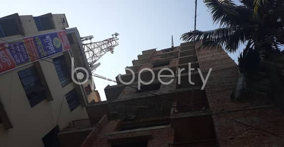 This Well Structured Apartment Is For Sale In Dhanmondi Near Akhra Temple