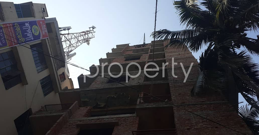 Visit This 1320 Sq. Ft And 3 Bedroom Apartment For Sale In Dhanmondi Near Akhra Temple