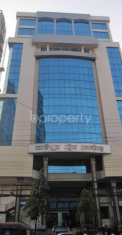Office for Rent in 36 Goshail Danga Ward, Chattogram - A Commercial Space Is Available For Rent In Agrabad Commercial Area Nearby Islami Bank Bangladesh Limited.