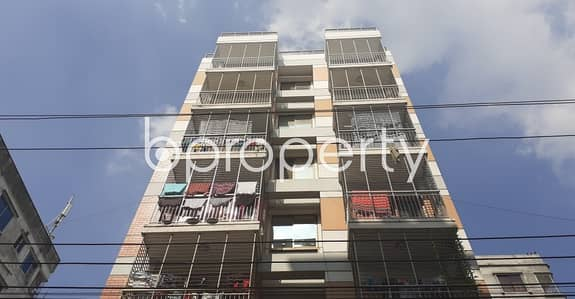 A Nicely Planned Flat Is Up For Sale In Uttara Nearby Radical Hospital