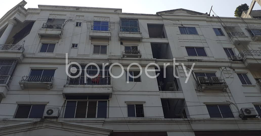 2800 SQ FT flat is now to rent in Gulshan near to Standard Chartered Bank