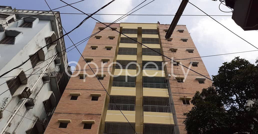 Apartment For Sale At Dhanmondi Near To Jafrabad Government Primary School.