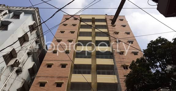 A 3 Bedroom Apartment Which Is Up For Sale At Dhanmondi Near To Jafrabad Government Primary School.
