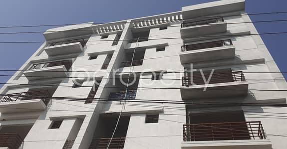 Residential Apartment Is On Sale In Uttara Nearby Baitul Falah Jame Masjid