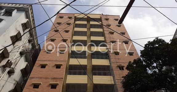 A 1086 Sq. Ft Apartment Which Is Up For Sale At Dhanmondi Near To Jafrabad Government Primary School.