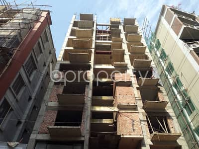 An Apartment Which Is Up For Sale At Bashundhara R-A Near To Apollo Hospital
