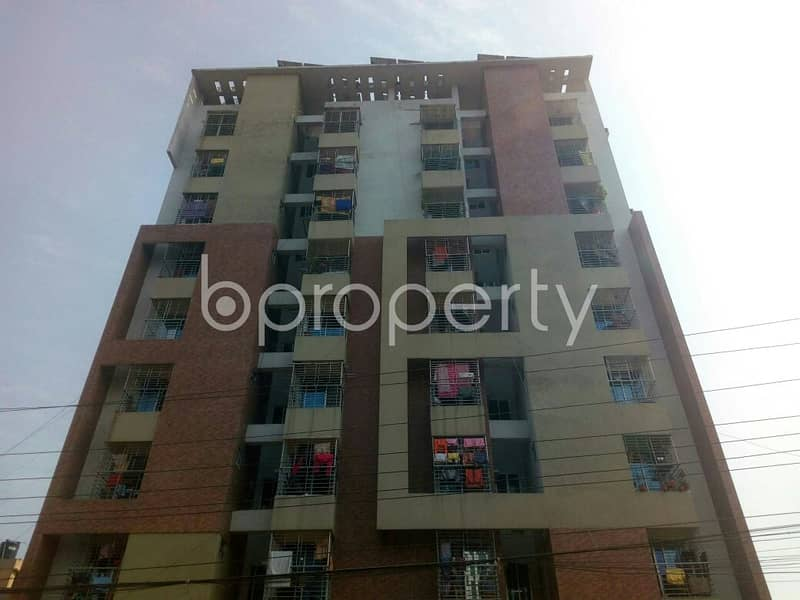 Visit This Apartment For Sale In Dakshin Khan Near Armed Police Battalion School and college