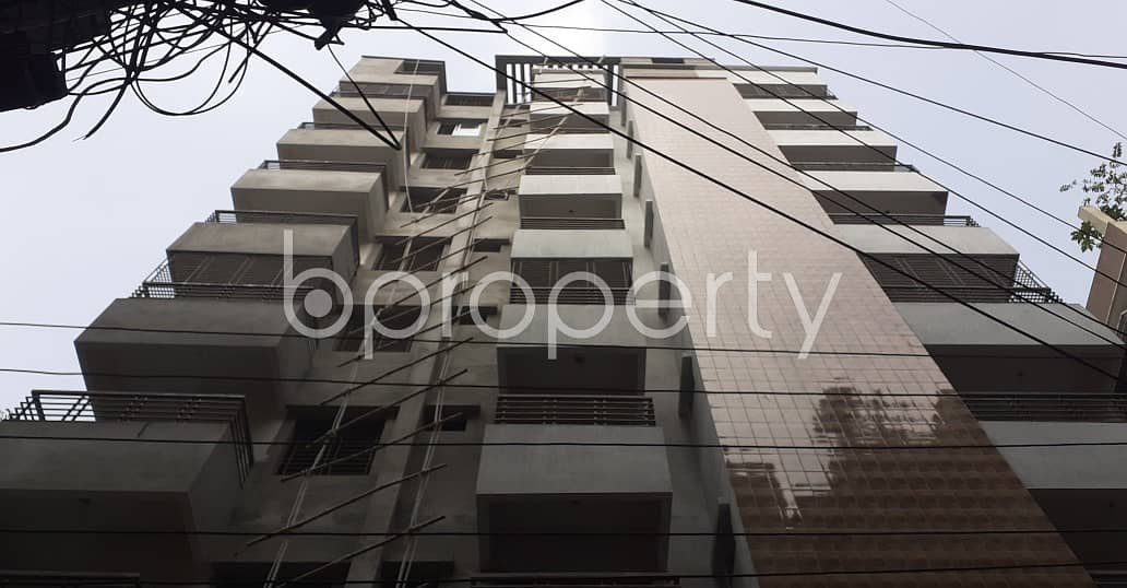 Visit This Apartment For Sale In West Dhanmondi Near West Dhanmondi International School