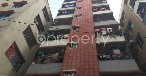Visit This Apartment For Sale In Shekhertek Near Baitul Ahsan Jame Mosjid
