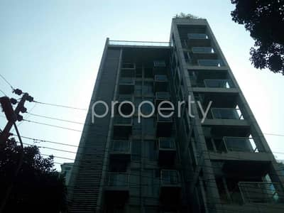 A Fine Furnished Flat Is Now For Rent Which Is In Banani Near Customs Officers Quarter Masjid