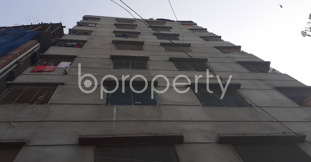 Visit This Apartment For Sale In Malibagh Near City Dental College