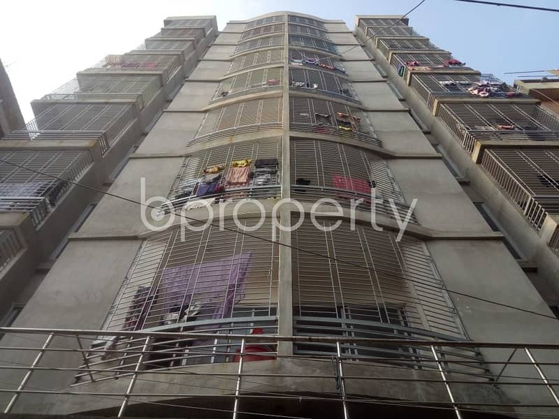 Visit This Apartment For Sale In West Shewrapara Near Shewrapara-2 WASA Water Pump