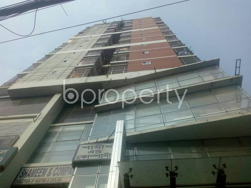 1450 Sq. Ft Apartment For Sale In Malibagh Nearby Malibagh Super Market