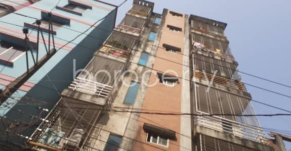 Apartment for Sale in Mohammadpur nearby Mohammadpur Jame Masjid