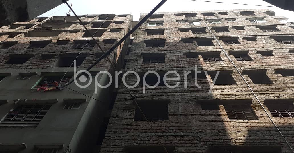 Visit This Apartment For Sale In West Agargaon Near West Agargaon Central Jame Masjid.