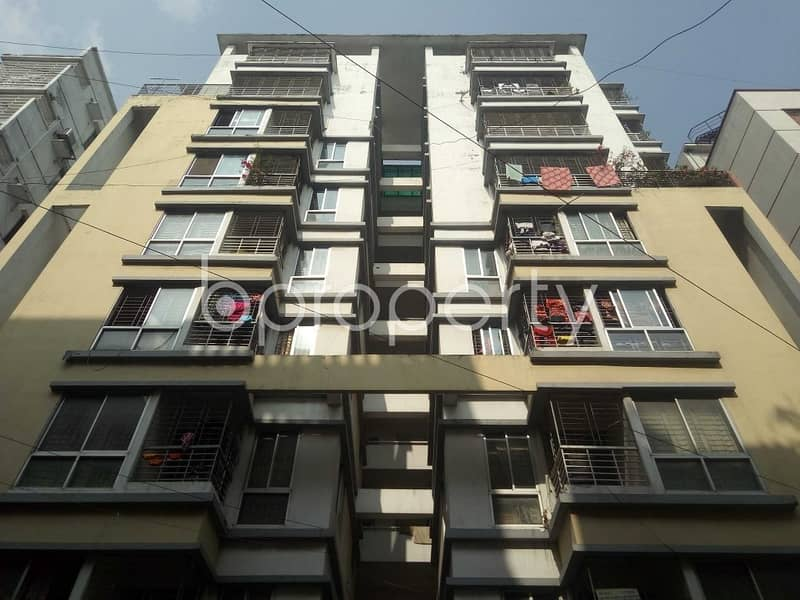 Obtain Your New Residence At This 1365 Sq Ft Flat Is Up For Sale At Uttara Sector 10.