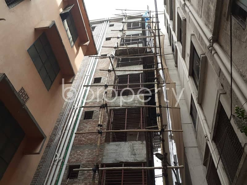 A Fine Flat Is Now For Sale Which Is In Gopibag Near Ramakrishna Mission High School