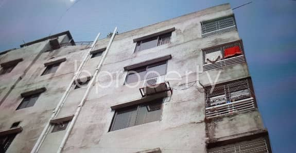 Reasonable 920 SQ FT flat is available for sale in Bashabo near to Basabo Community Center