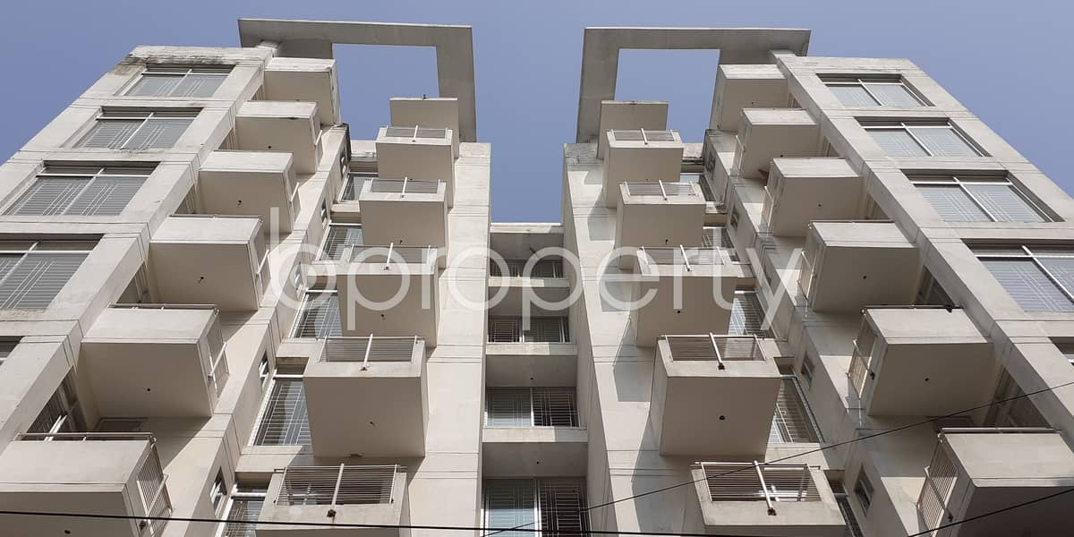At Bashundhara R-a, 3 Bedroom Flat For Sale Close To Nsu