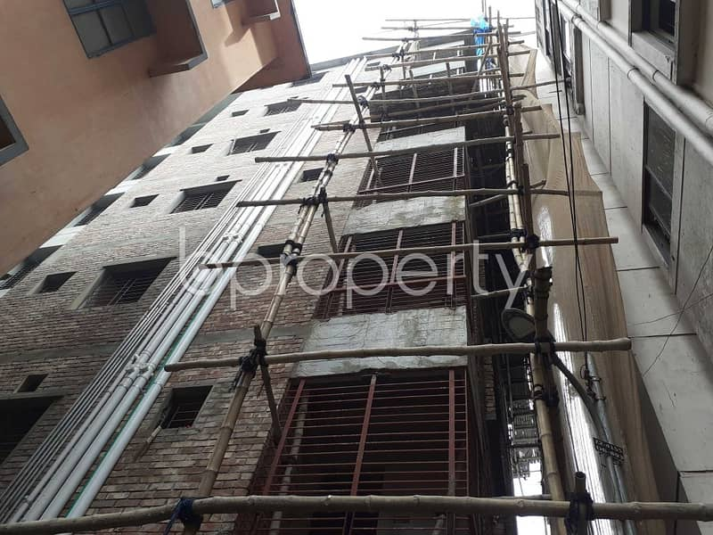 Acquire This Flat Which Is Up For Sale In Gopibag Near Rk Mission High School