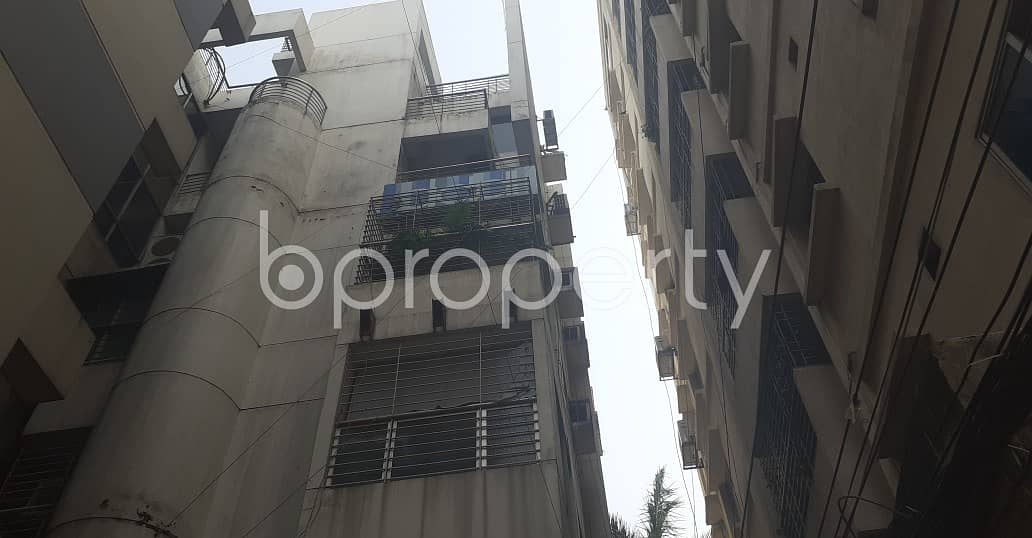 A Commercial Office Is Ready For Sale At Dhanmondi , Near Ibn Sina Hospital.