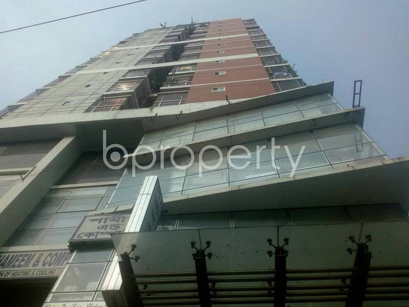 Visit This Apartment For Sale In Malibagh Near IFIC Bank Limited
