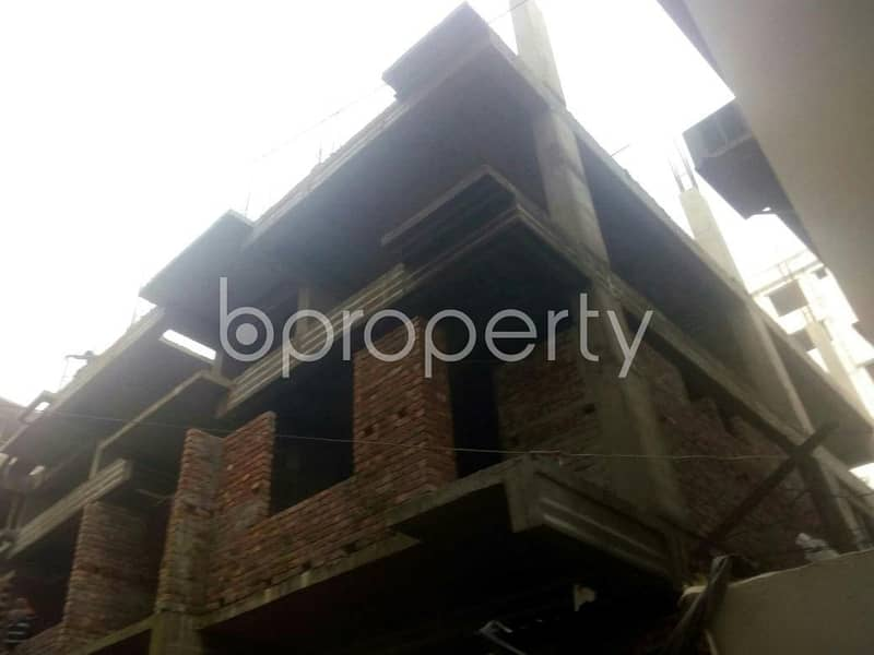 In Rampura, A 1360 Sq. Ft. Flat Is Available For Sale