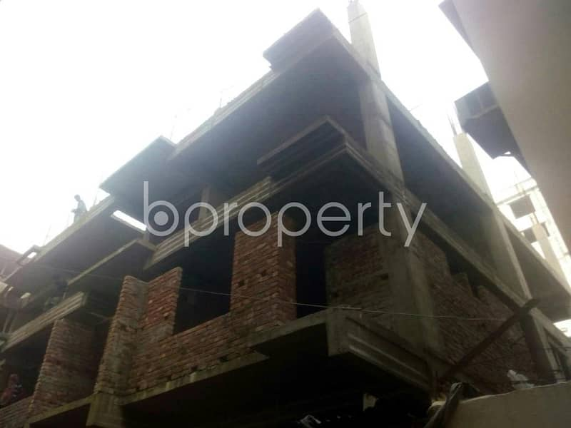Readily Available Flat For Sale In Rampura