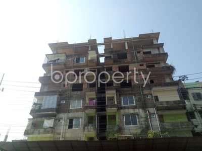 1400 Sq. Ft. Apartment Near Sabujbag Residential Area Is Ready For Sale