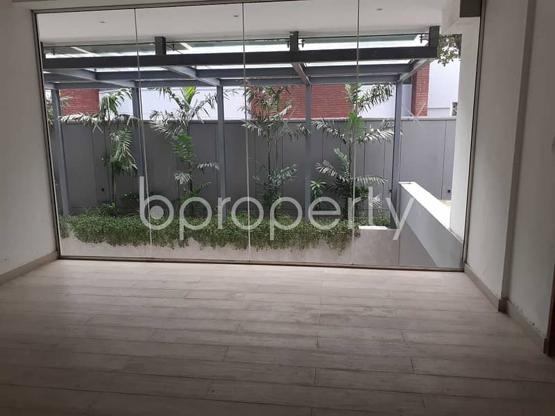 Well Designed Commercial Space for rent in Gulshan near Islami Bank Bangladesh Limited | ATM Booth