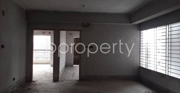 Office for Rent in Adabor, Dhaka - Ample Commercial Space Is Available For Rent In Adabor Nearby Dhaka Housing Jame Masjid