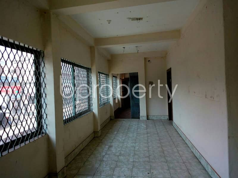 See This Office Space For Rent Located In Bayazid Near To Kulgaon City Corporation High School