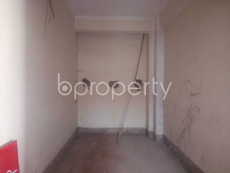 See This Shop Space Up For Rent Located In Dhumpara Near Sayed Ali Sareng Jame Mosque