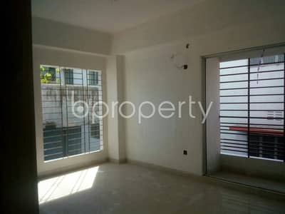 Offering You A Nice Flat For Sale In O. r. Nizam Road Near Asian University For Women