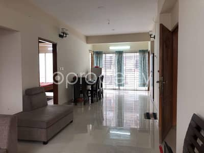3 Bedroom Flat for Sale in Bashundhara R-A, Dhaka - Move In And Inhabit This Spectacularly Constructed 1500 SQ FT Flat For Sale In Bashundhara R-A Near Apollo Hospital Dhaka