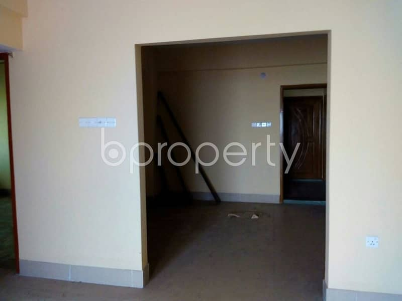 Move In And Inhabit This Properly Constructed Flat For Rent In Baluchara Near Morning Sun Kindergarten & High School