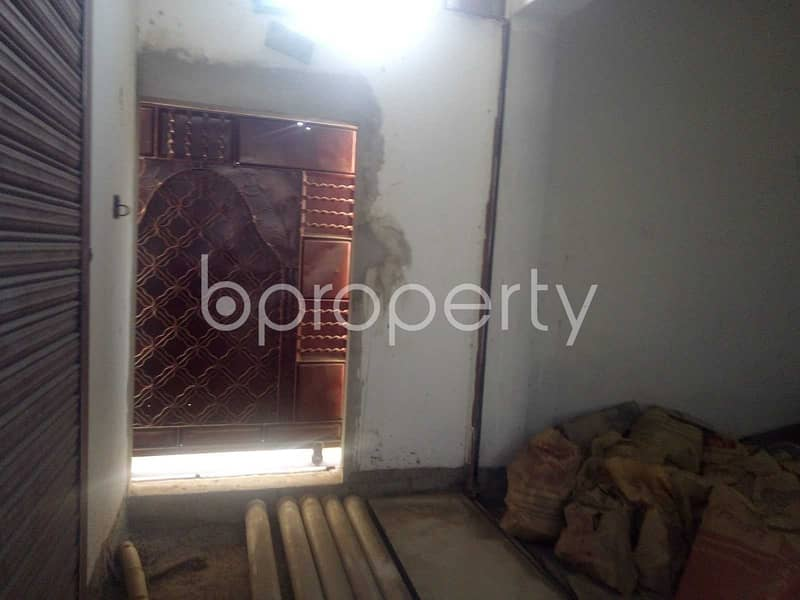 A Shop Is Up For Rent In Patenga Near Patenga City Corporation Mohila College