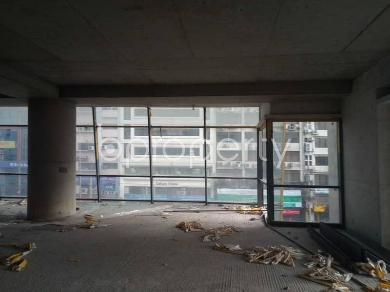 Outstanding Commercial Space In Banani Is Available For Rent