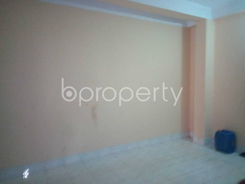 Near United Commercial Bank Limited 600 Sq. Ft. Flat Is Ready For Rent At North Patenga