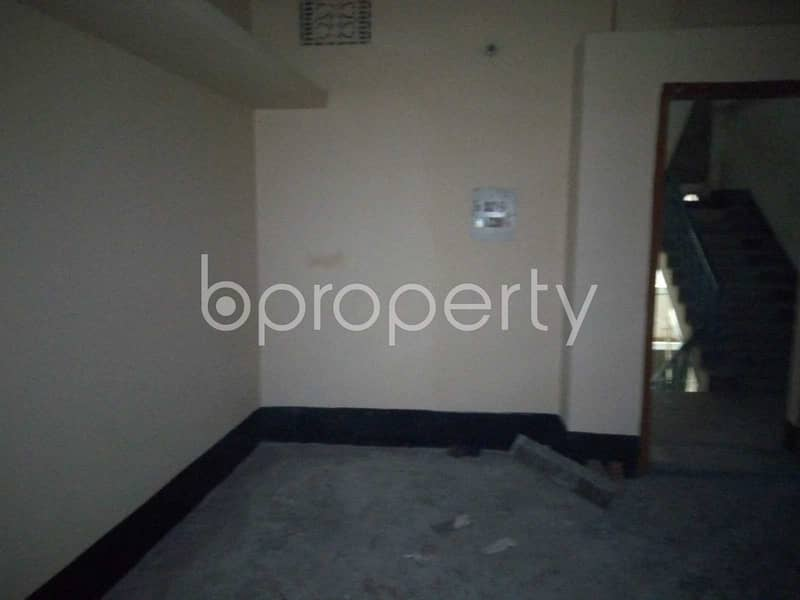 Lovely Apartment Covering An Area Of 700 Sq Ft Is Up For Rent In Patenga Near Patenga Mahila College