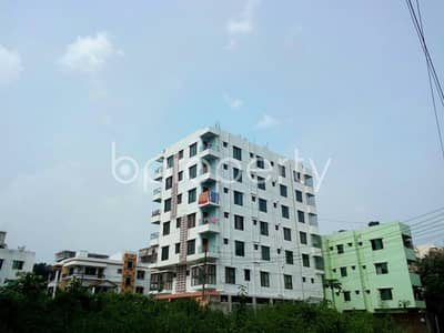 Ready 850 SQ FT flat is now to Rent in Bayazid nearby Baizid Model School