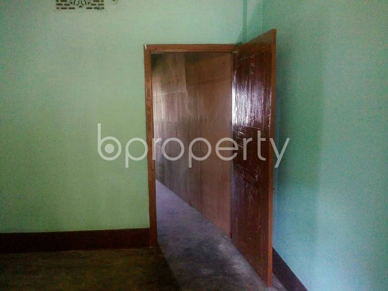 Ready 650 SQ FT flat is now to Rent in Chandgaon nearby Chand Mia Jame Masjid