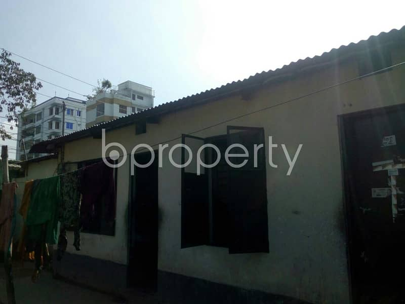 A Commercial Plot Is Ready For Sale At East Azampur, Near Azampur Government Primary School
