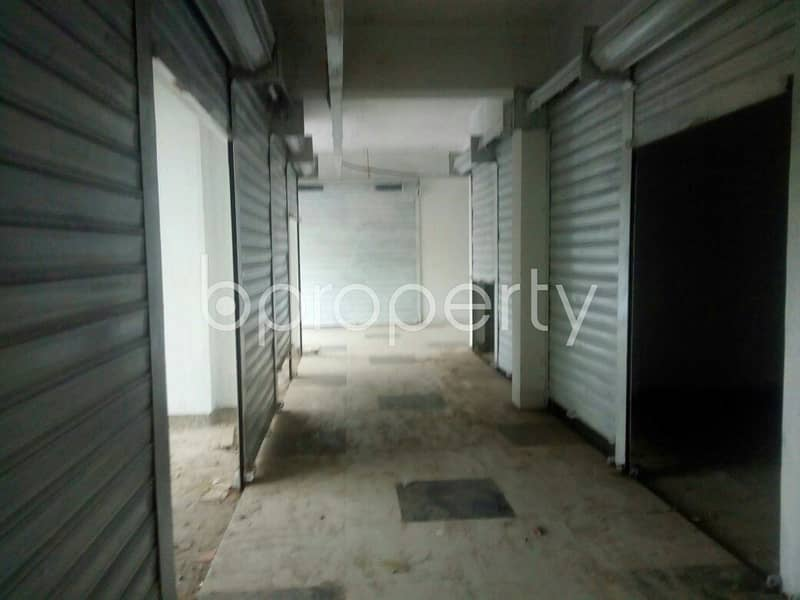 A Shop Is Ready And Vacant For Sale In Chandgaon Nearby Mutual Trust Bank Limited Atm