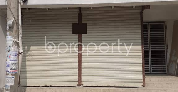 Shop for Sale in Banasree, Dhaka - A Shop Is Up For Sale In Banasree Near Banasree Kacha Bazar.